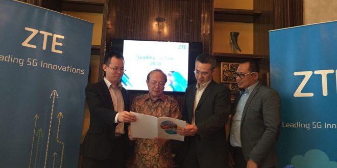 ZTE Perkenalkan 5G ke Indonesia Melalui Ajang Leading 5G Tour 2018