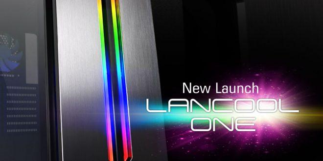 Lian Li Fuse Classic Brushed Aluminium dan Lighting RGB Modern dengan LANCOOL ONE Chassis baru