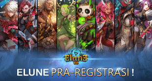 Elune – RPG yang dikembangkan sendiri oleh GAMEVIL memasuki fase CBT