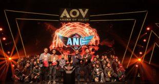 Tim WAW Esports AOV Juarai ANC Season 2