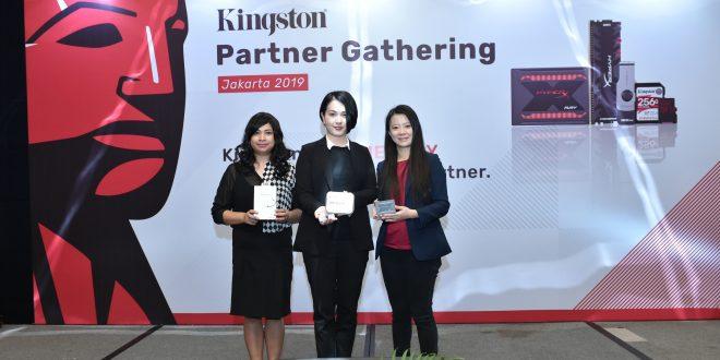 Kingston Menghadirkan Berbagai Solusi Penyimpanan Kualitas Tinggi Dilengkapi Garansi Penuh