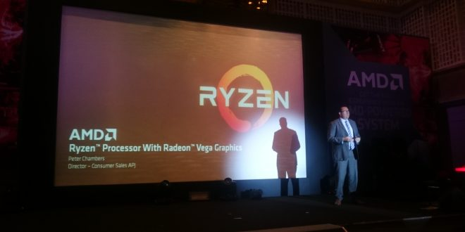 The new Ryzen Mobile: Prosesor Notebook Ultrathin tercepat di Dunia