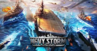 Jajal Pasar Game Strategi, 5agame Rilis Navy Storm: Warship Battle Royal