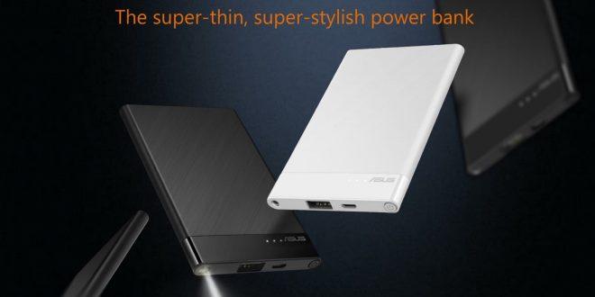 Review Powerbank Asus ZenPower Slim yang Ramping dan Elegan