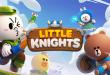 """Pra-Registrasi Dimulai Hari ini untuk """"LINE Little Knights"""" – Game Strategy Simulation terbaru dari LINE"""