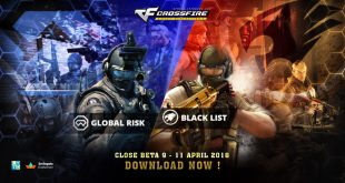 Close Beta Crossfire Next Generation 9 – 11 April 2018