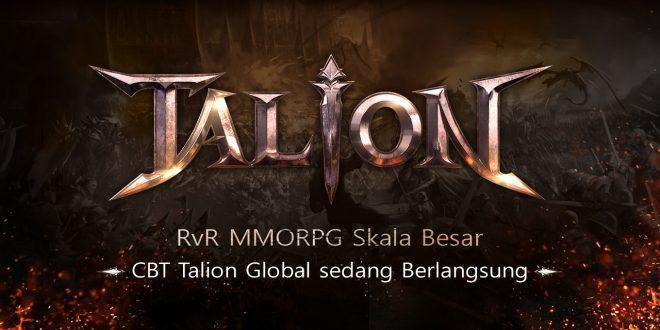 Talion – MMORPG GAMEVIL Resmi Memasuki Masa CBT
