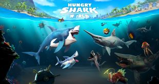 HUNGRY SHARK® WORLD DIVES MENJADI CONSOLE PADA JULI 17 pada Xbox One