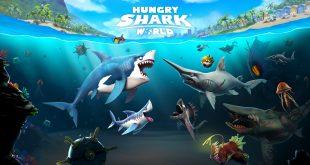 HUNGRY SHARK® WORLD DIVES MENJADI CONSOLE PADA JULI 17 pada Xbox One