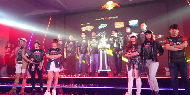 Kratingdaeng Hadirkan Kompetisi eSport paling  bergengsi di Indonesia