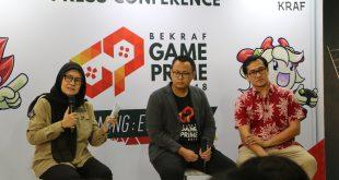 BEKRAF Game Prime 2018 Siap Digelar!