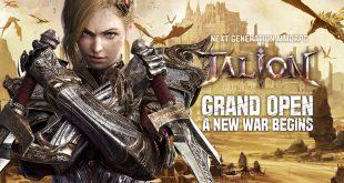 GAMEVIL akhirnya meluncurkan 'TALION', MMORPG Mobile dengan RvR spesial, di Asia Tenggara