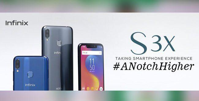 Infinix HOT S3X, Smartphone dengan fitur AI Camera yang Menawan