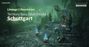 Lineage2 Revolution Hadirkan Territory Baru, 'Schuttgart'