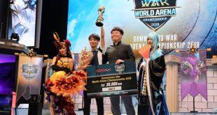 """Com2uS Mengadakan Festival e-Sports """"Summoners War"""" Global"""