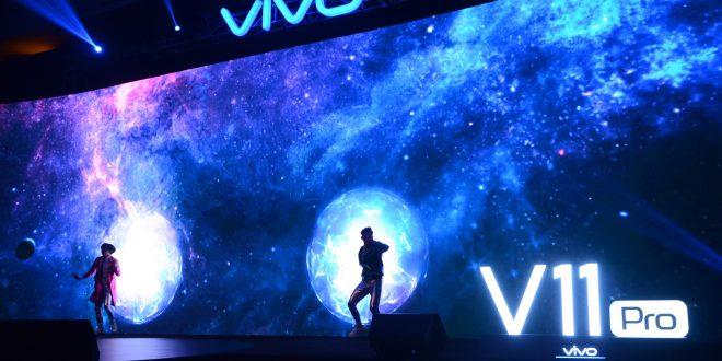 Review Vivo V11 Pro, Dengan Performa dan Kamera Terbaik di Kelasnya!