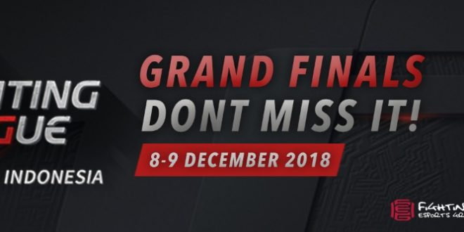 Grand Final Fighting League 2018!