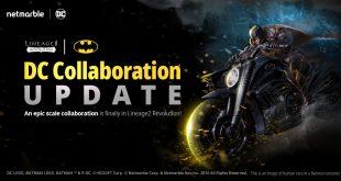 NETMARBLE MENGHADIRKAN WORLD BOSS SPESIAL BATMAN DI LINEAGE2 REVOLUTION