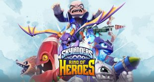 Com2uS Menampilkan Video Preview Terbaru dari Game RPG, Skylanders™: Ring of Heroes