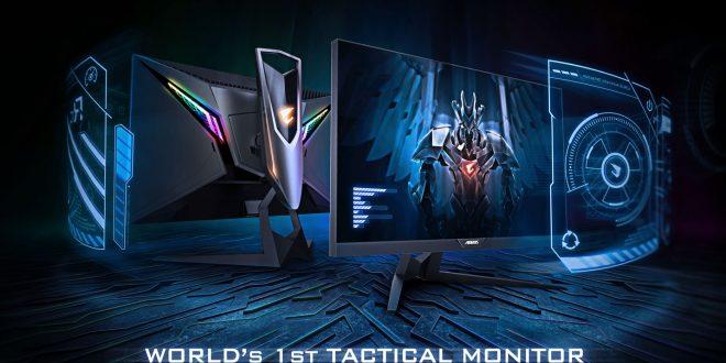 Monitor Gaming Taktis Pertama di Dunia AORUS AD27QD Diumumkan!