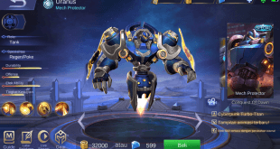 Conquest of Dawn: Pertarungan Antar Wilayah Berhadiah Skin Uranus Mech Protector!